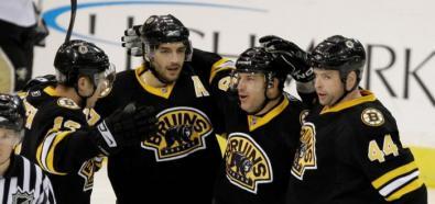 NHL: Pittsburgh Penguins przegrali z Boston Bruins