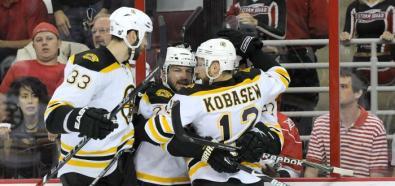 NHL: Boston Bruins o krok od wyeliminowania Pittsburgh Penguins