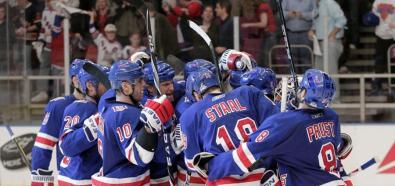 NHL: New York Rangers rozgromili Pittsburgh Penguins