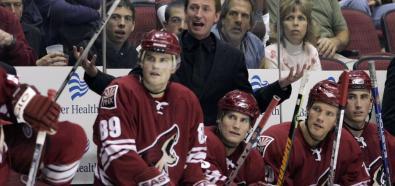 NHL: Phoenix Coyotes skromnie pokonali Nashville Predators