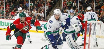 NHL: Anaheim Ducks roznieśli w pył Vancouver Canucks
