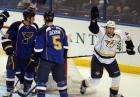 NHL: San Jose Sharks pokonali Los Angeles Kings