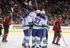 NHL: Vancouver Canucks wygrali z Los Angeles Kings