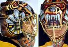 Niezwykłe kaski zawodników NHL