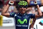 TdF: Nairo Quintana wygrał 20. etap