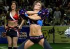 Cheerleaderki AFL - dziewczyny tańczące w Drużynie Marzeń