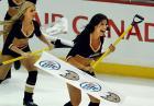 NHL. Cheerleaderki Anaheim Ducks - dziewczyny z Honda Center