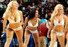 NBA. Cheerleaderki Dallas Mavericks - dziewczyny z American Airlines Center