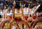 NBA. Cheerleaderki Miami Heat - dziewczyny z AmericanAirlines Arena
