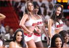 Tancerki Miami Heat - cheerleaderki z AmericanAirlines Arena