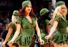 NBA. Cheerleaderki Milwaukee Bucks - dziewczyny z Bradley Center