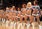 Cheerleaderki Oklahomy City Thunder