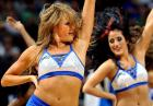 NBA. Cheerleaderki Orlando Magic - dziewczyny z Amway Center