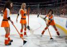 Cheerleaderka Philadelphii Flyers