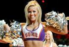 NBA. Cheerleaderki Phoenix Suns - zespół taneczny z Arizony