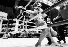 Trening w tajlandzkiej szkole boksu