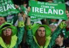 Irlandzcy kibice...