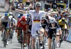 Paryż-Nicea: Andre Greipel wygrał 2. etap. Kwiatkowski wciąż liderem
