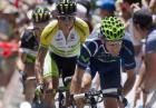 Vuelta a Espana: Alejandro Valverde wygrał 3. etap