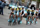 Astana dominuje, Armstrong sekundę za liderem