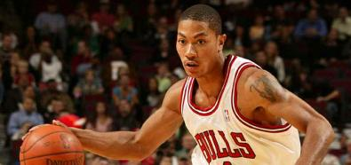 NBA: Derrick Rose bohaterem Bulls. Zwycięski rzut gracza Chicago
