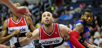 NBA: Marcin Gortat zagrał jeden z najlepszych meczów w karierze