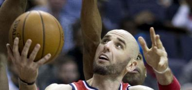 NBA: Marcin Gortat z pierwszym double-double w sezonie