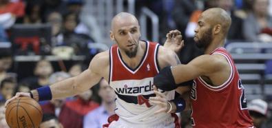 NBA: Wizards przerwali złą passę. Gortat z double-double
