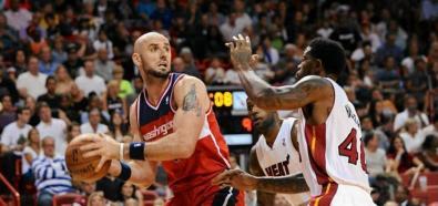 NBA: Wizards wygrali pierwszy mecz w Atlancie