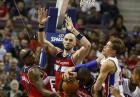 NBA: Washington Wizards wygrali z Detroit Pistons