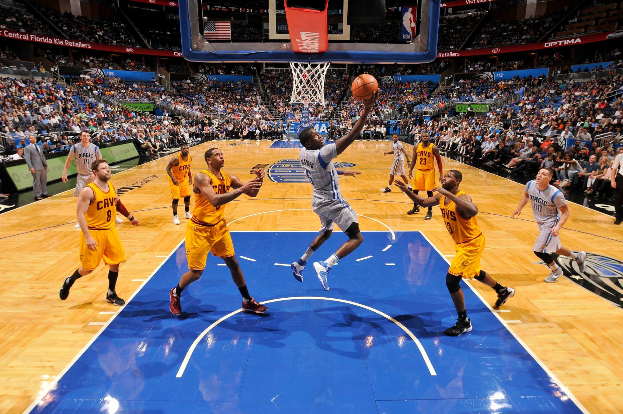 NBA 2015/2016