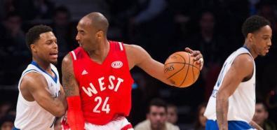 NBA All-Star Game 2016. Najlepsze akcje z meczu