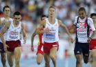 HMŚ w lekkiej atletyce: Adam Kszczot i Lidia Chojecka bez medalu