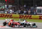 GP Włoch - zmagania na torze Autodromo Nazionale di Monza