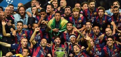 Liga Mistrzów: Barcelona pokonała Juventus w finale