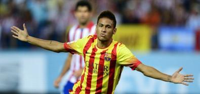 Neymar - fenomenalna asysta w meczu Barcelona vs Betis