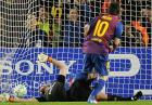 Messi i Suarez ośmieszyli bramkarza. Nietypowy rzut karny