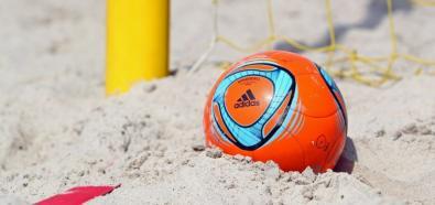 Beach Soccer - zachwycające bramki prosto z plaż