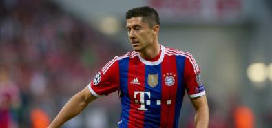 Lewandowski z golem w meczu Bayern vs Werder