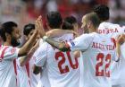 Liga Europy: Sevilla z Krychowiakiem pokonała Fiorentinę