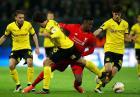 Borussia zremisowała z Liverpoolem w Lidze Europy