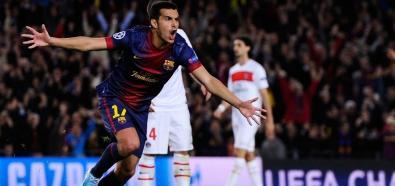 Liga Mistrzów: FC Barcelona i Bayern Monachium w półfinale