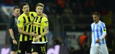 Liga Mistrzów: Borussia awansowała po horrorze. Real Madryt w półfinale