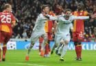 Liga Mistrzów: Real Madryt pokonał Galatasaray. Malaga zremisowała z Borussią