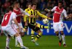 Liga Mistrzów: Borussia rozgromiła Ajax. Manchester City zremisował z Realem Madryt