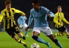 Liga Mistrzów: Borussia Dortmund wygrała z Manchesterem City