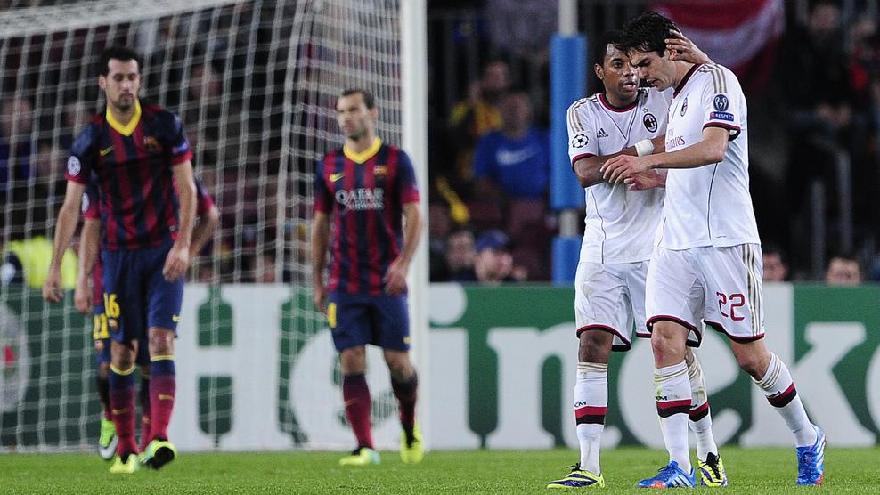 Liga Mistrzów: Wszystkie gole 4. kolejki