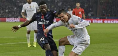 Liga Mistrzów: PSG zremisował z Realem. Manchester United i Juventus także z punktem