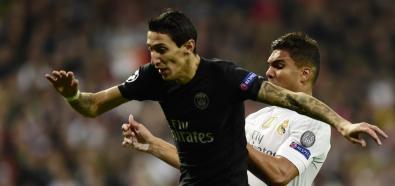 Liga Mistrzów: Real pokonał PSG. Manchester United i City z kompletem punktów