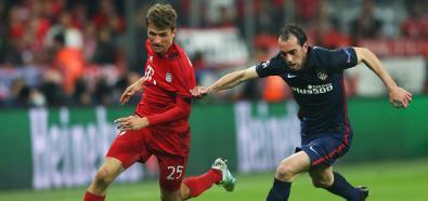 Atletico Madryt w finale Ligi Mistrzów. Bayern za burtą